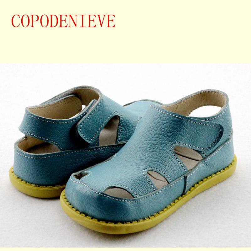 c5d0d9ce2 Copodenieve nuevo estilo de moda casual niños niñas sandalia zapatos ...