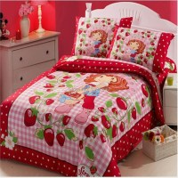 Popular Strawberry Shortcake Bedding