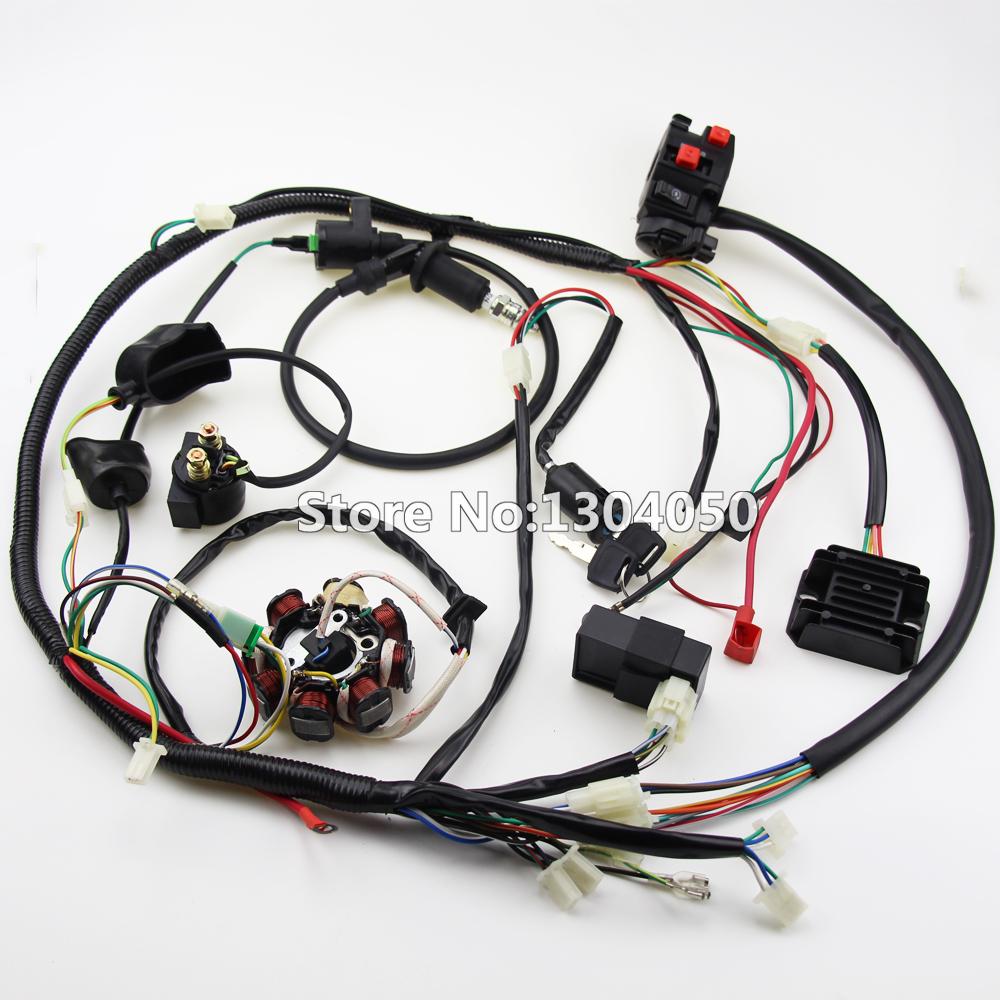 flex a lite wiring diagram 84 honda spree for yerf dog 150cc go kart vacuum ~ odicis