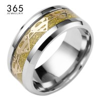 Superman Wedding Ring Set Promotion