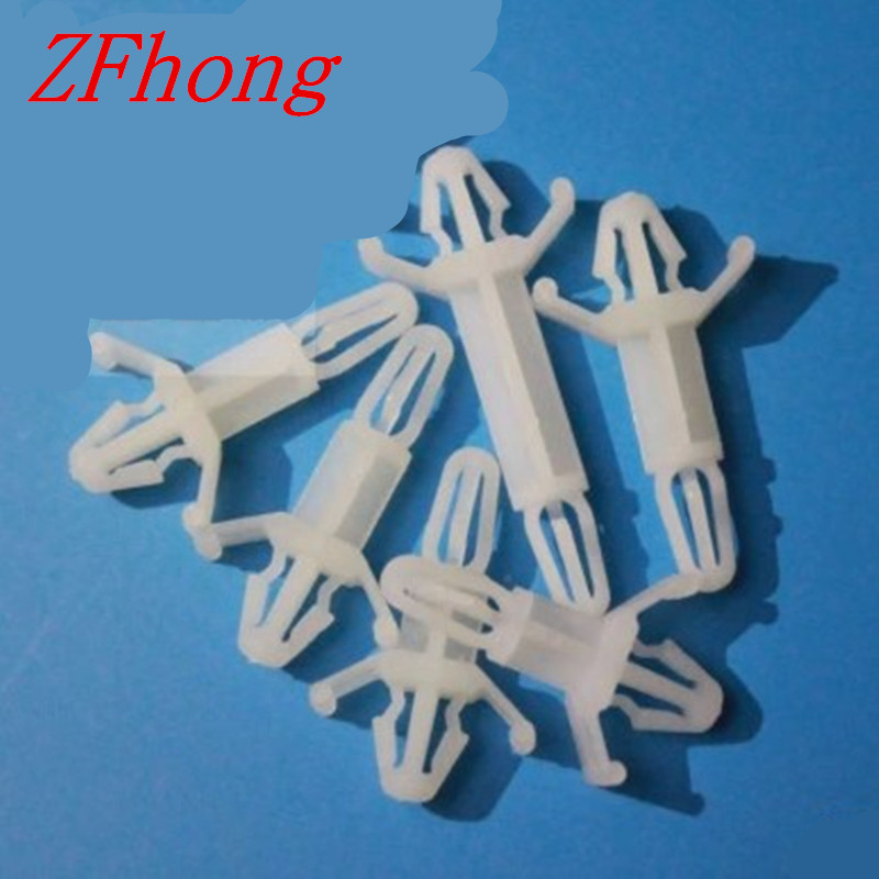 Hex Stand Off Spacer Nuts Plastic Parts Reverse Locking Circuit Board