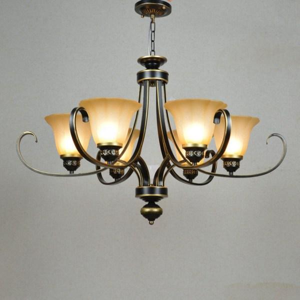 Dining Room Light Fixtures Bronze
