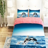 Dolphin Comforter Twin Promotion-Shop for Promotional ...