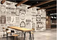 Popular Newspaper Print Bedding-Buy Cheap Newspaper Print ...