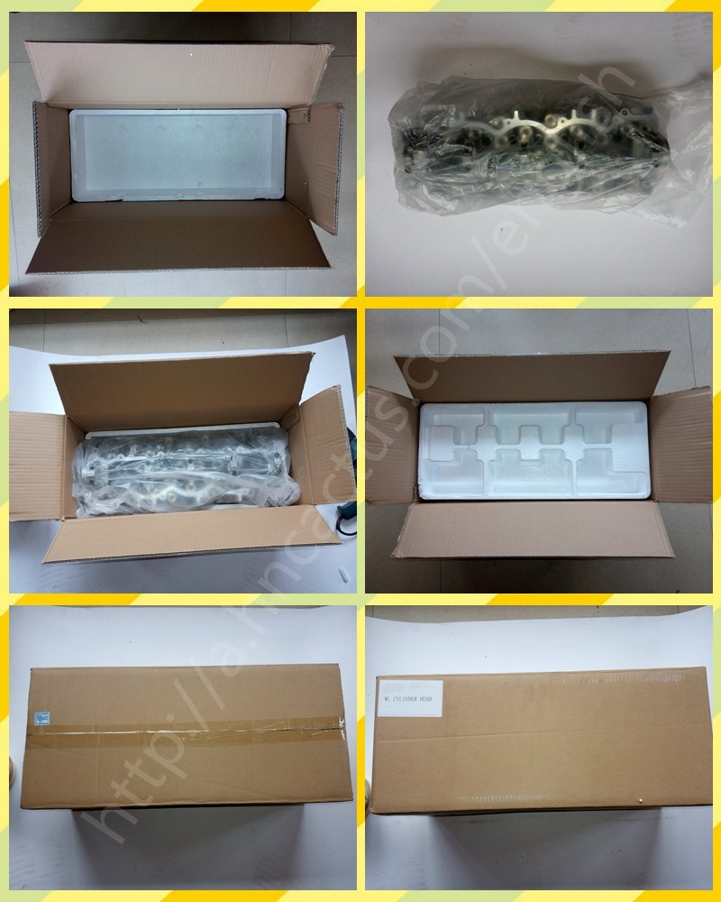 Ncomplete Wl Wlt T Cylinder Head Wl01 10 100g Wl31 100h For Mazda T3500 Fuse Box Packing