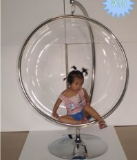 Hanging bubble chair - Lookup BeforeBuying