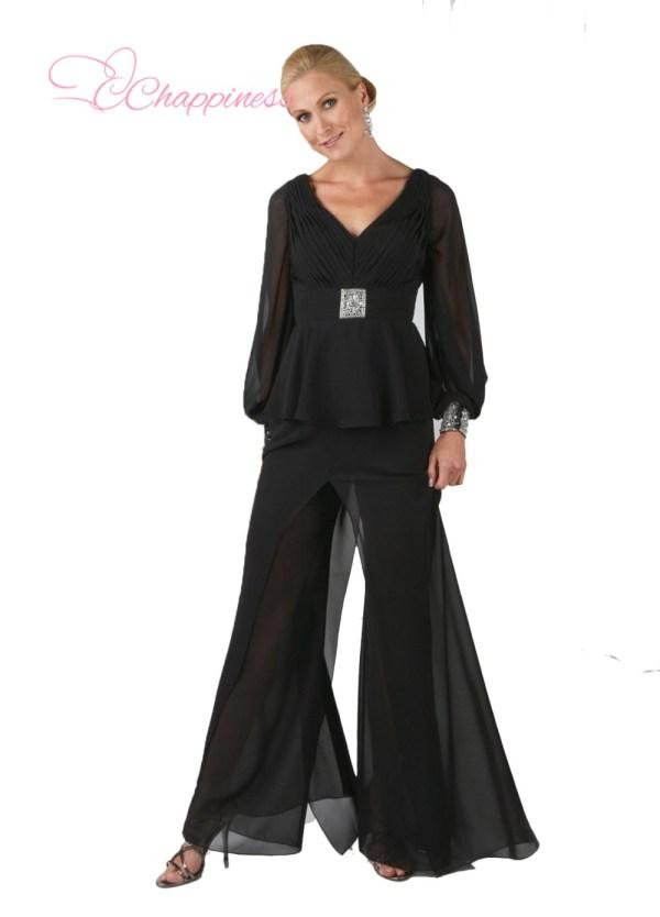 Plus Size Dress Pant Suits for Women