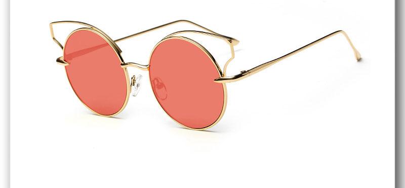 ᗔRunBird Occident Cat Eye lunettes de Soleil Femme Femmes Marque ... 85f68f0d1cec