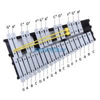 Aliexpress.com : Buy 30 Note Xylophone Piano Fleet ...
