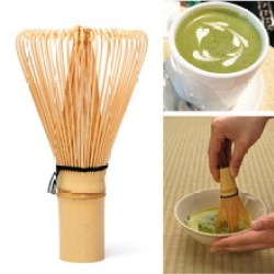 Japanese Ceremony Bamboo Matcha Powder Whisk