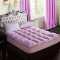 NEW Topper 100 Cotton Shell 95 Goose Down Filling Quilted Bed Thickening Folding Luxury Goose Down