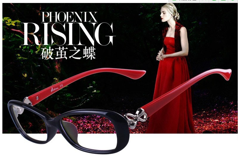 145da0ec769 2015 NEW women Fashion beautiful glasses frame Eyewear optical frames
