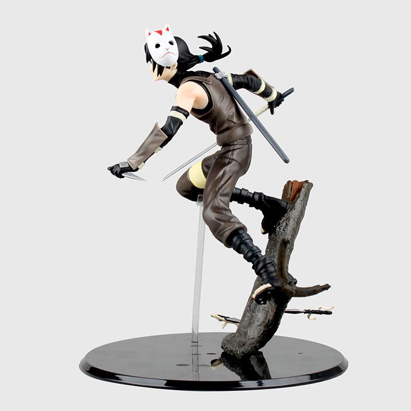 ᐂ1pcs 21 5cm Anime Figure Naruto Uchiha Itachi Action Figure Collectible Model Toys Brinquedos