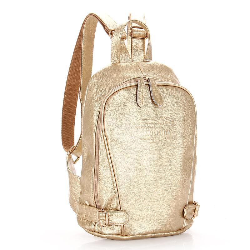 Mujeres mochila Cuero auténtico femenina mochilas para adolescentes ...