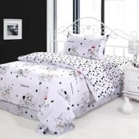 Dog print kids bedding 100%Cotton childrens duvet cover ...