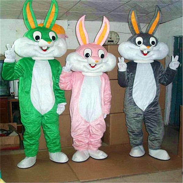 Popular Easter Bunny Mascot Cheap Costumes Lots China