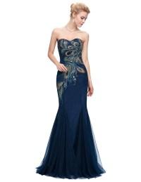 Popular Peacock Bridesmaid Dress-Buy Cheap Peacock ...