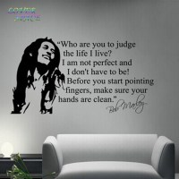 Wholesale-Bob-Marley-Quotes-Wall-Sticker-Vinyl-Wall-Decals ...