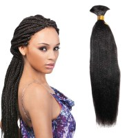 Good Human Hair For Micro Braids - Remy Indian Hair