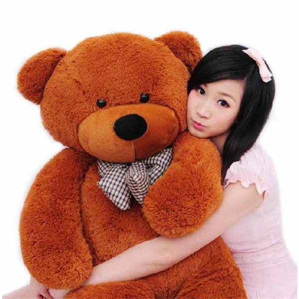 High Quality Big 60 80cm Giant Teddy Bear Plush Toys Stuffed Cheap Pirce