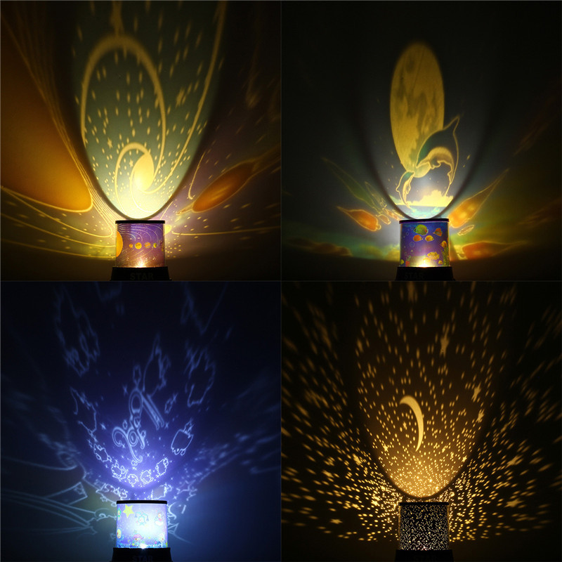 Popular Constellation Projector Lamp