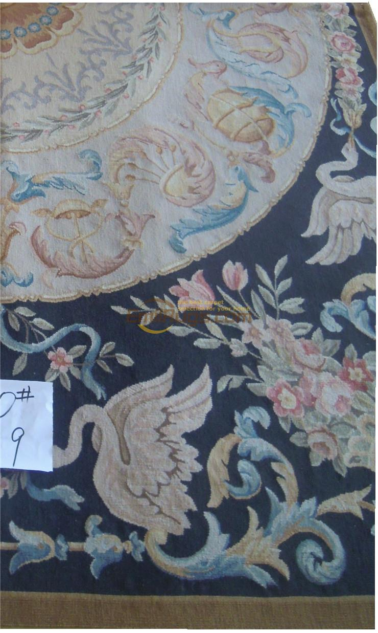 ツ)_/¯Wolle teppich französisch aubusson teppiche 183 CM X 274 CM 6 ...