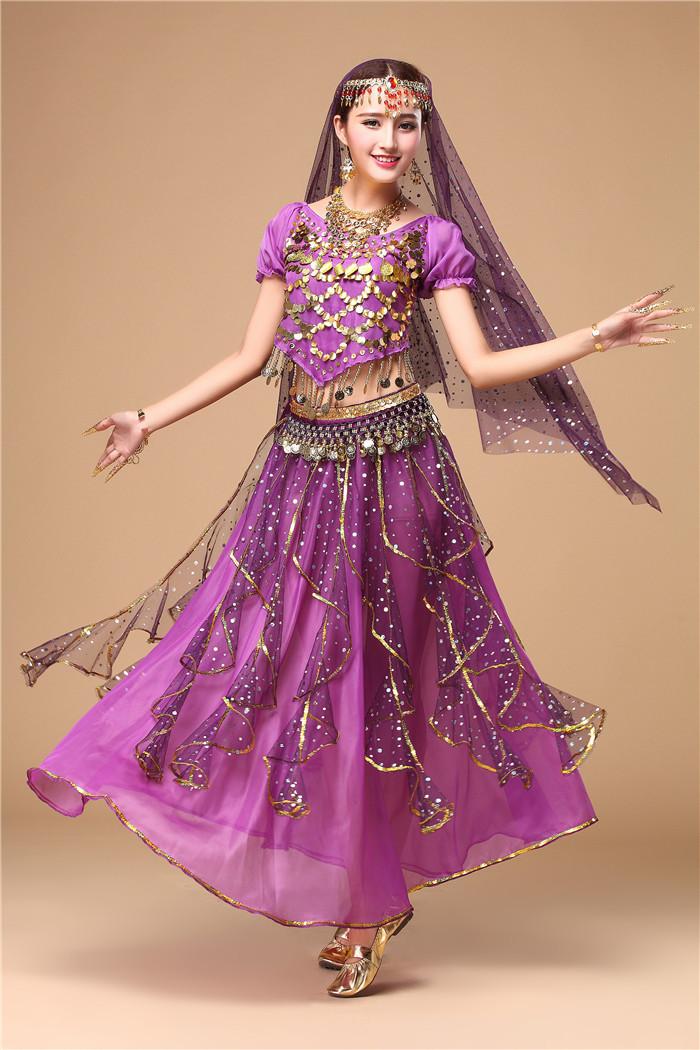 இTrajes de danza oriental danza del vientre traje de la danza del ...