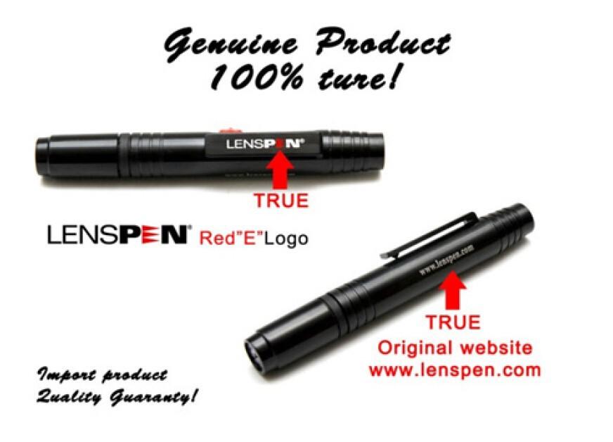 Original Lenspen LP-1 Lens Cleaning Pen brush kit for