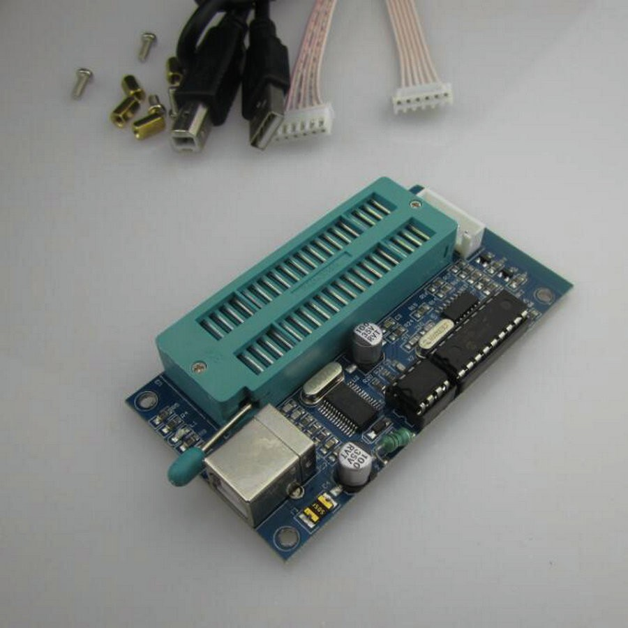 K150 Pic Programmer Downloader Usb Icsp Otp Pic16f73 Based Temperature Indicator And Controller Best Engineering Pic18f8525 Pic18f8621