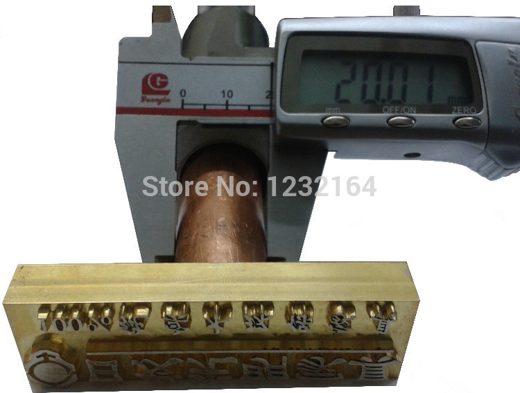 T210d Digital Ac Dc Voltage Resistance Clamp Meter : ᗔ p w manual stamping machine leather cake branding machine