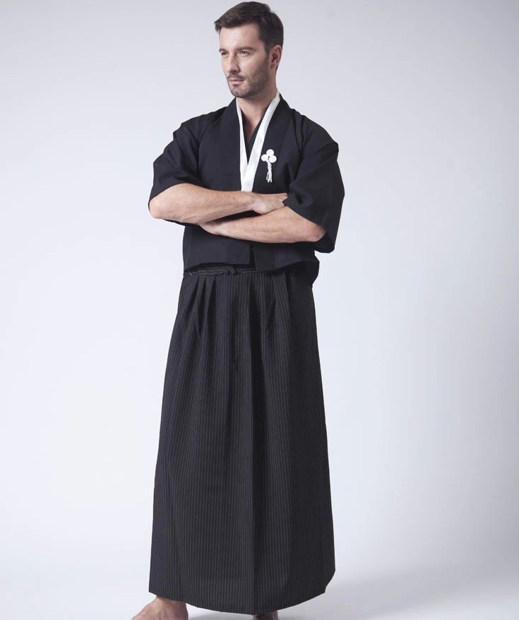 See More Ideas About Japanese Kimono Male Samurai Clothing And Traditional Summer Costume Modern Men In Yukata