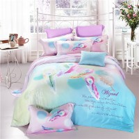 Online Get Cheap Peacock Feather Comforter