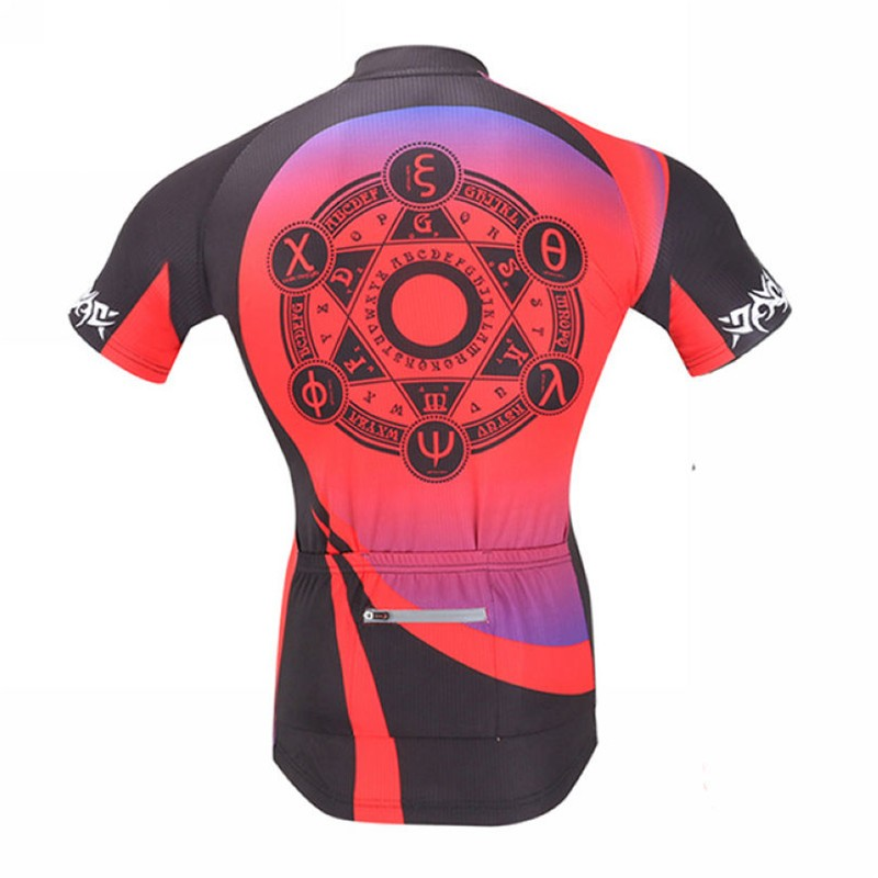 8304253f53 ④Nuevo tigre Bicicletas sportwear mens Ciclismo Jersey ropa ...