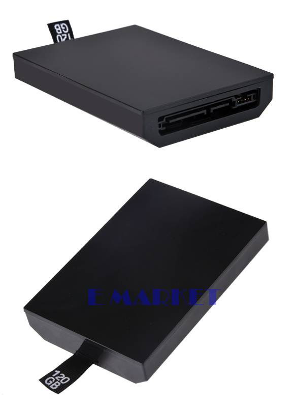 New 120g Hdd Hard Drive Disk For Xbox360 Xbox 360 S Slim
