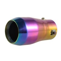 Car Exhaust End Pipes Stainless Steel-in Exhaust & Exhaust ...