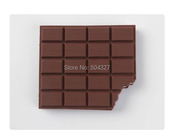 Шоколадный блокнот.