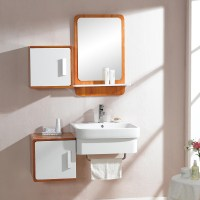 Popular Birch Bathroom Cabinets