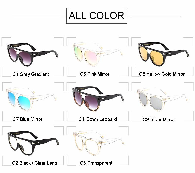 ... WOWSUN Nouvelle Unique En Métal Cat eye lunettes de Soleil Femmes de  luxe marque designer Lunettes cadres Miroir objectif lunettes A809USD  6.99 piece dc5bd4809e05