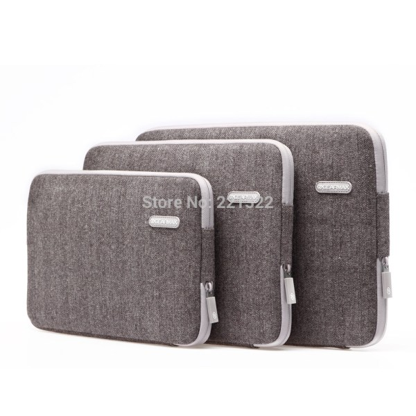 Pcs Free Shipping Laptop Sleeve 11.6 England Style Sleeves Carrying Case