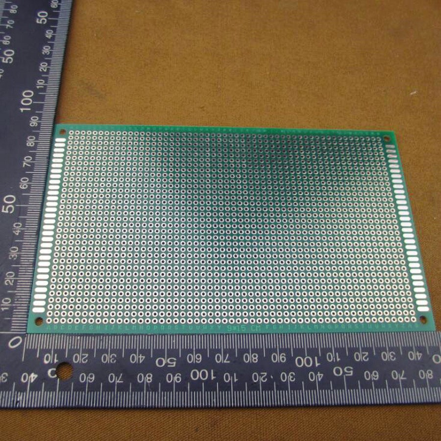 90x150mm 9x15cm Prototype Double Side Pcb Universal Tinned Printed Circuit Board Maker Buy Free Shipping 30714