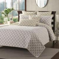 New 2016 100% cotton quilted coverlet set queen Comforter ...