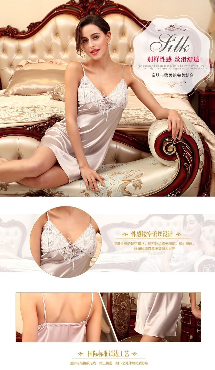 Femme Rose pompon coton été chemise de nuit Robe Nightwear Ex-Boutique Taille 8-10