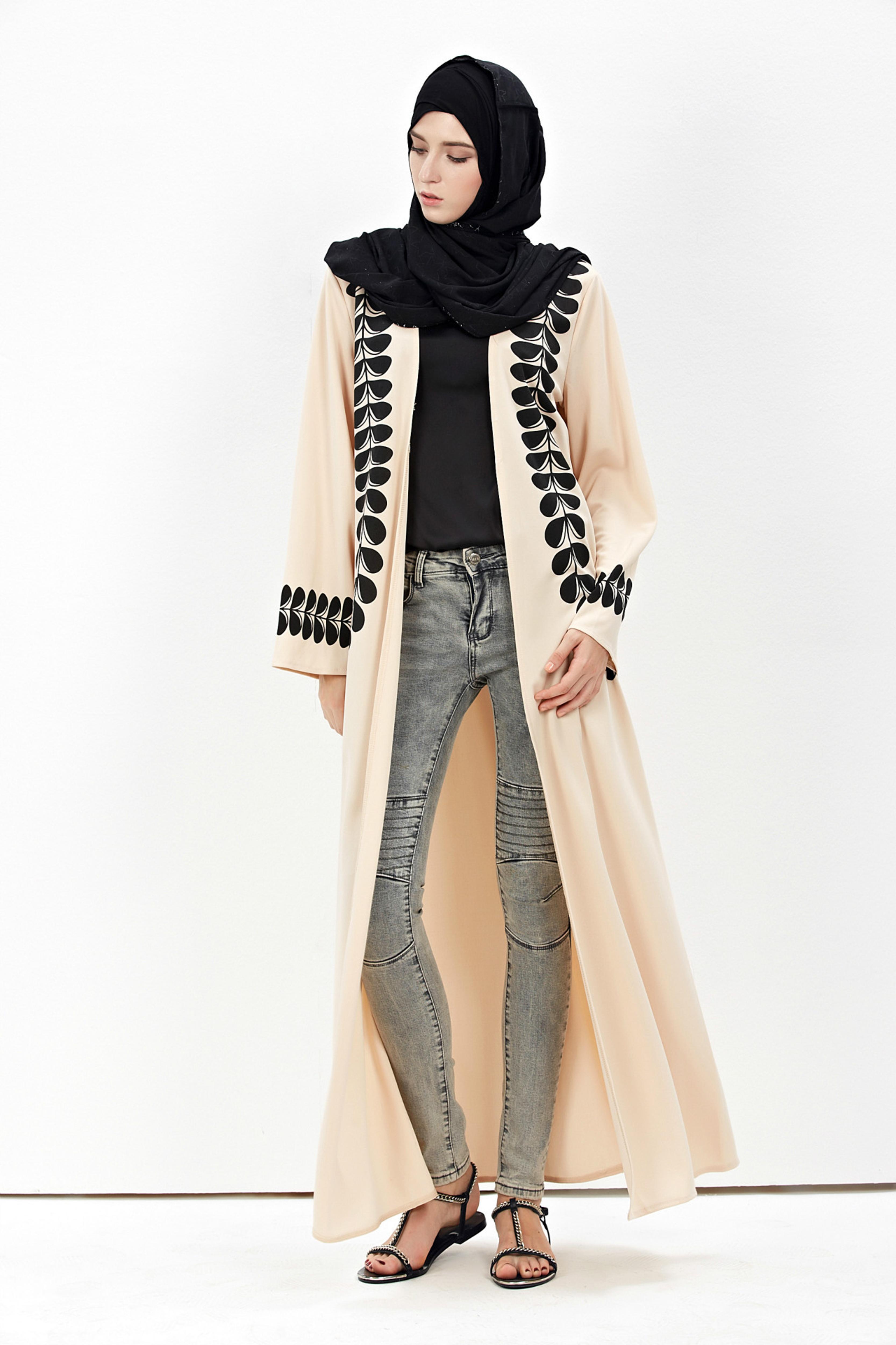 76026a6991e0 ᗕ2016 мусульманская кардиган djellaba Турецкая женская одежда ...
