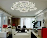 Modern Living Room Chandelier