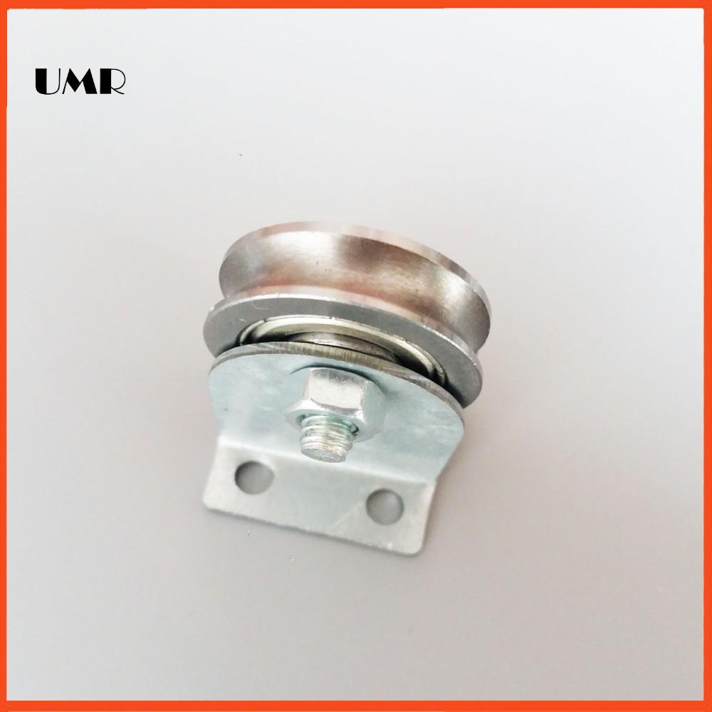 இStainless steel SU0635 bearings with pulley bracket Z5 U/H type ...