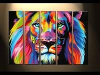 Animal Paintings On Canvas