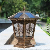 Popular Residential Lamp Posts-Buy Cheap Residential Lamp ...