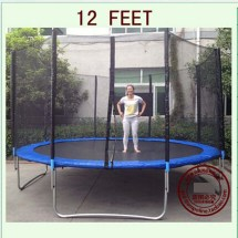 12 Foot Trampoline with Net