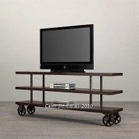 Popular Wrought Iron Tv Stand