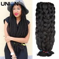 african braiding kanekalon hair jumbo braid synthetic ...